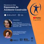 Grupo IDEA em parceria com a UFPE desenvolvem Maratona on-line Ergonomia do Ambiente Construído